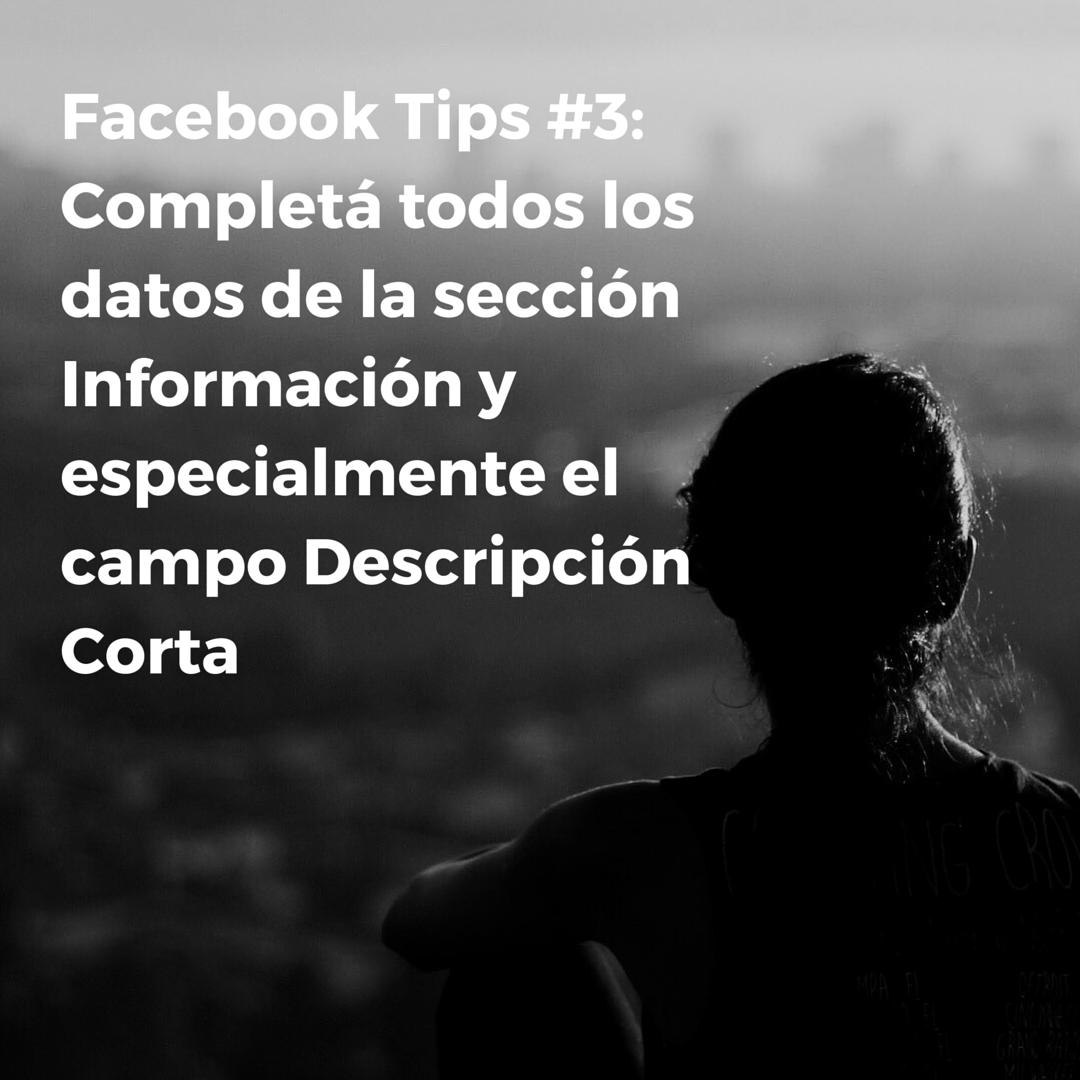 Facebook tips 3
